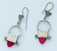 Tuareg Ingall Earrings