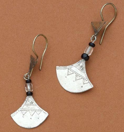 Tuareg Chatchat Earrings