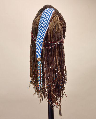 Hmambukushu Dishukeke Wig