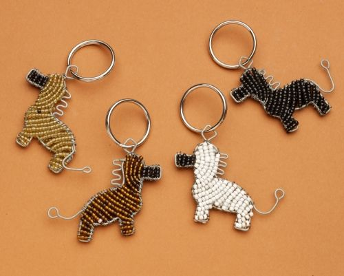 Key Rings-Zipper Pulls