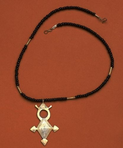 Tuareg Cross Necklace