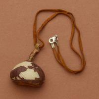 Half Mok Nut Necklace