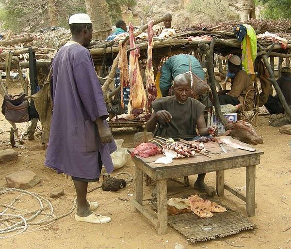 Image result for dogon market
