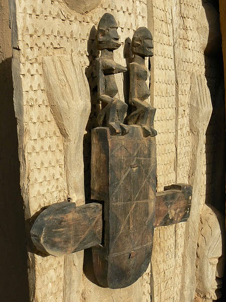 Dogon Door & Ndalama African Deserts Crafts | Dogon Country: Pays Dogon ...