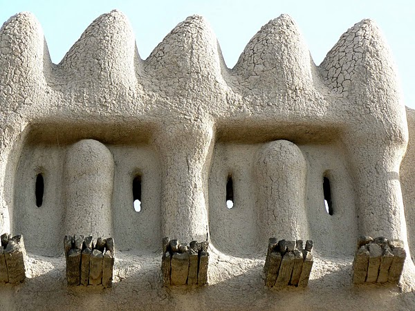 Ndalama African Deserts Crafts Traveling Along The Niger