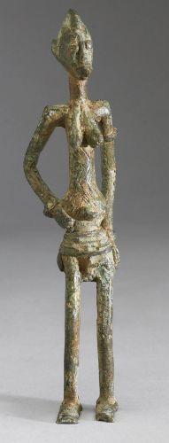 Dogon Statues
