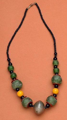 Bambara Necklace