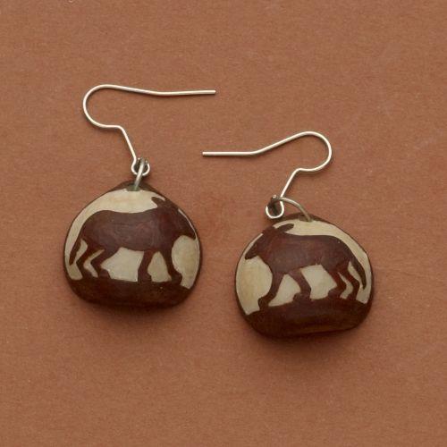 Mok Nut Earring